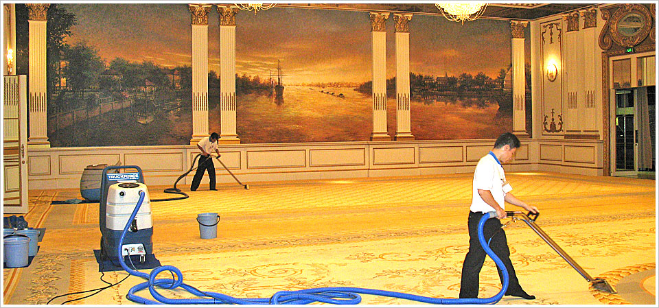 Carpet Cleaning Thailand